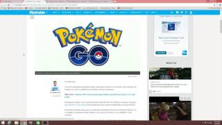 Pokemon GO | How To Find It In Google Play Store | Smartphone