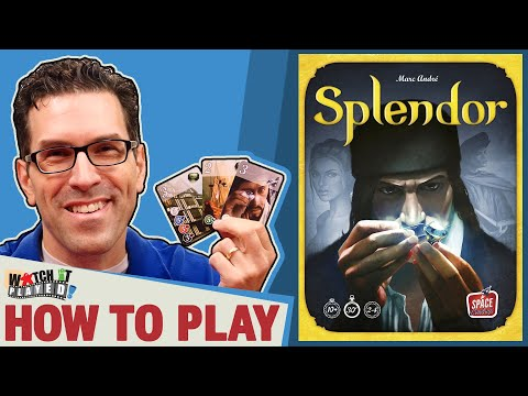 Splendor - How To Play