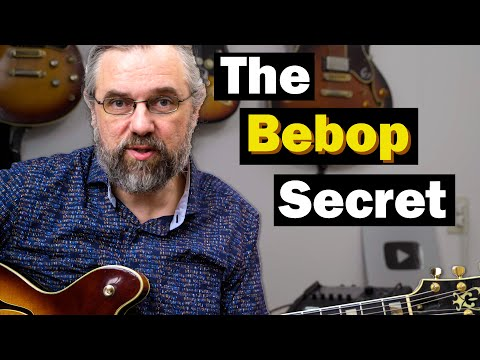 Bebop Magic - One Of The Best And Most Difficult Things About Jazz