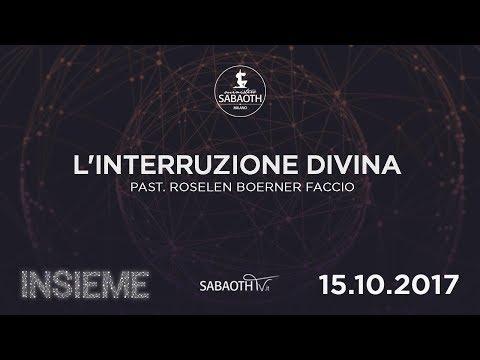 Domenica Gospel @ Milano | L'interruzione Divina - Pastore Roselen | 15.10.2017