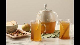 Chai-Spiced Apple Cider- Martha Stewart