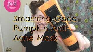 Perfectly Posh Smashing Good Pumpkin Review Video Más Popular