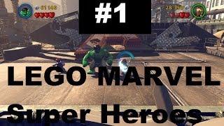 ByterbrodTV - LEGO MARVEL Super Heroes #1 (Кошачий Туалет)