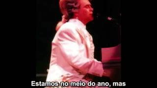 Elton John - Cold As Christmas (In The Middle of the Year) Live in Sydney - legendado