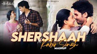 Kabir Singh x Shershaah Mashup | AB Ambients Chillout
