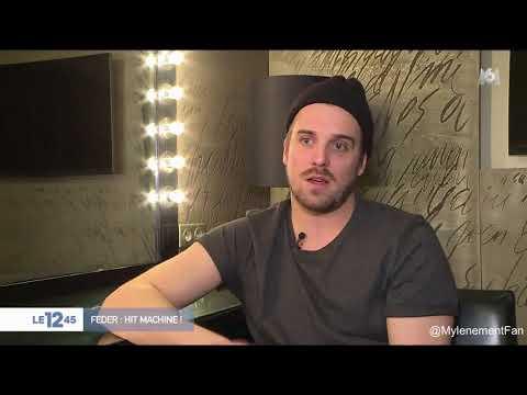 Sujet sur DJ Feder et MF... - Le 1245 sur M6 du 15 Mars 2018