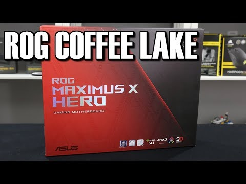 Asus ROG Maximus X Hero Review and Z370 A Comparison