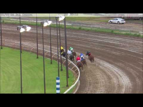 Marquis Downs Race Track