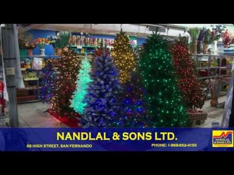 NANDLAL and SONS CHRISTMAS SHOPPING