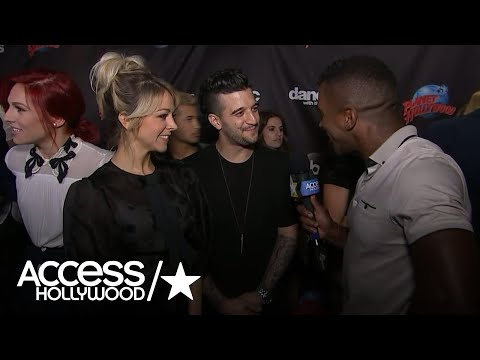 Mark Ballas: 'It's Go Time' On 'Dancing With The Stars' Season 25 | Access Hollywood
