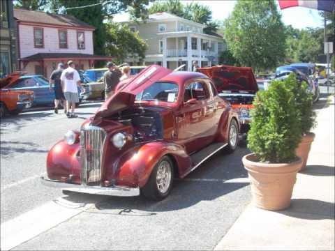 Lions Club Car Show, Chesapeake City, MD 8/24/2013