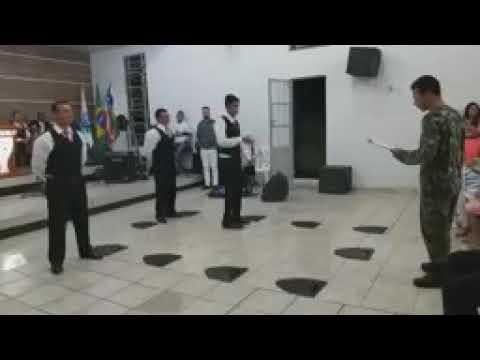 APRESENTAÇÃO COM OS SOLDADOS DE CRISTO, ASSEMBLEIA DE DEUS EM IPUPIARA-BA