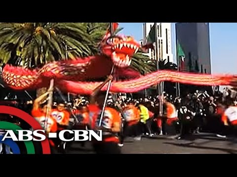 SILIPIN: Chinese New Year sa iba't ibang bahagi ng mundo