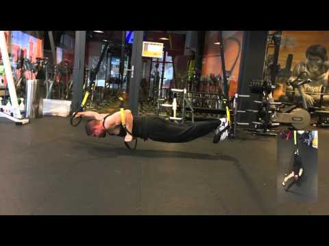 Calisthenics Double TRX exercices workout by Jerem Bodyworkout (Switzerland/Suisse)