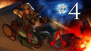 The Creed - Assassin's Creed 3 Gameplay / Walkthrough w/ SSoHPKC Part 4 - Bar Wenches