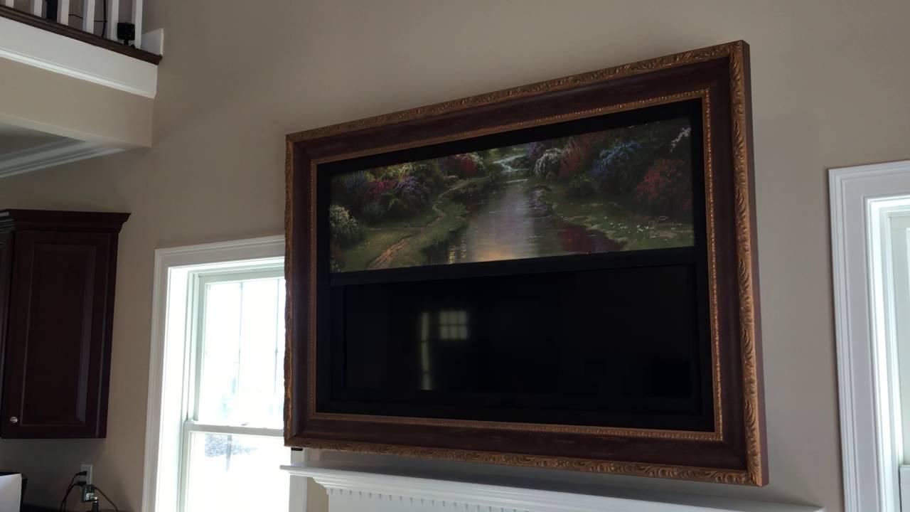 Frame My TV - YouTube