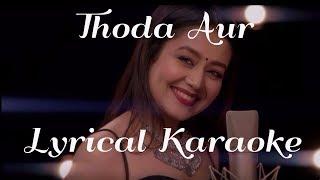 Thoda Aur Karaoke