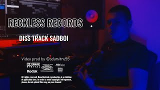 Reckless Records - Disstrack Sadboi