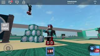 I am playing Roblox youtube tycoon