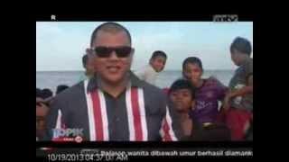 Topik Pagi - ANTV ( Wisata Alam Kep. Riau - Panipahan ) part 2 of 2