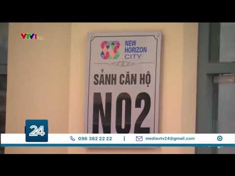 """Người dân """"mắc kẹt"""" tại các chung cư không có sổ đỏ   VTV24"""