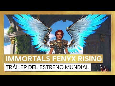 Immortals Fenyx Rising: Tráiler del estreno mundial jugar