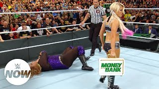 Alexa Bliss cashes in her Money in the Bank contract: WWE Now