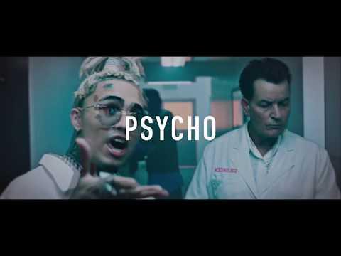 "Lil Pump Type Beat - ""Psycho"" | Trap Beat Rap Instrumental 2018"