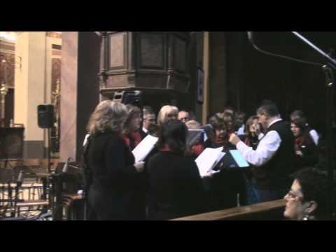 Coro Tre Ponti e Coro San Giorgio - A. Vivaldi - Antiphonal Gloria per doppio coro