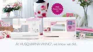 видео Швейная машинка Хускварна