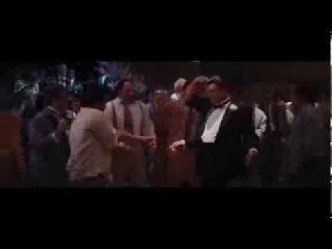 The Wolf Of Wall Street Leonardo DiCaprio Wedding Dance Scene