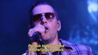 Avenged Sevenfold - A Little Piece Of Heaven - Legendado HD