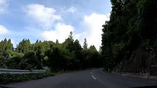 小野富岡線~小野郡山線~飯野三春石川線を走行