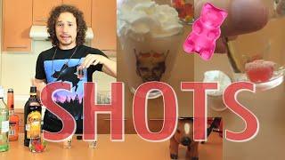 shots: pandita borracho y más manjares