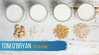 Go Gluten Free/ Types of Safe Milk/ Brain Fog a Normal Part of Aging? -Dr. Tom O'Bryan!