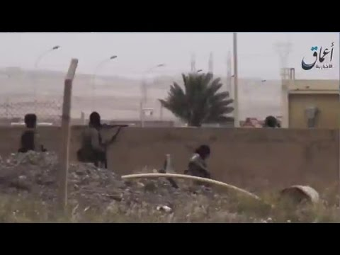 ISIS launches assault on Baiji Oil Refinery