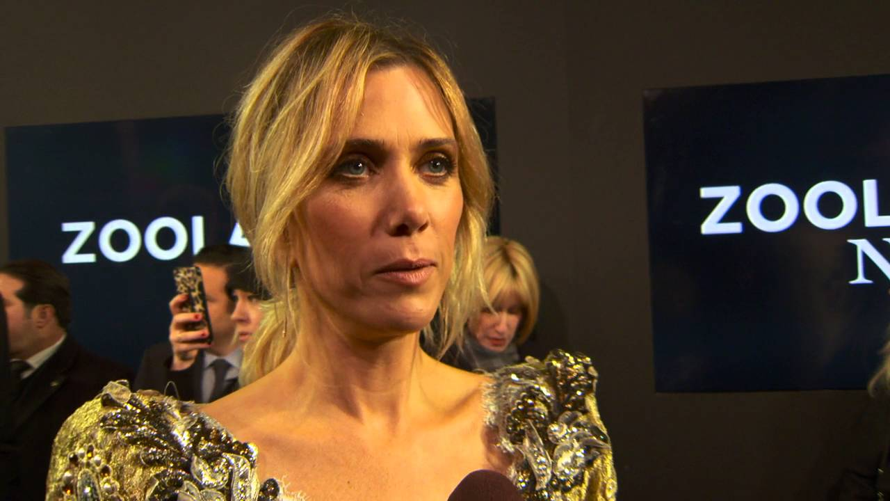 This Zoolander 2' Clip Starring Kristen Wiig Is All Kinds ofAmazing