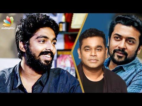 AR.Rahman's Next THARA LOCAL Song : G. V. Prakash Interview   Sema Movie , Suriya