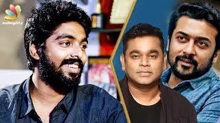 AR.Rahman's Next THARA LOCAL Song : G. V. Prakash Interview | Sema Movie , Suriya