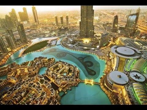 Dubai:  Antes e Agora  - Incrível!!!!