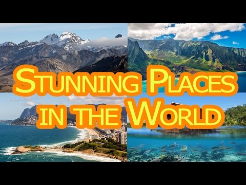 Stunning Places in the World Time-Lapse 4k Ultra HD