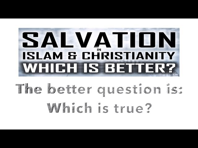 What Muslims (and Jews) Don't Get About Christianity
