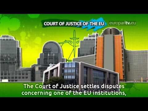 Backstage: Court of Justice of the EU