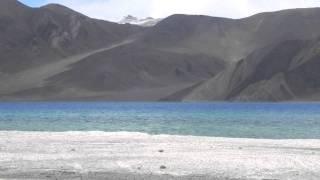 Leh Ladakh - Pangong lake panaroma