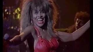 Tina Turner  Land of 1,000 dances Live