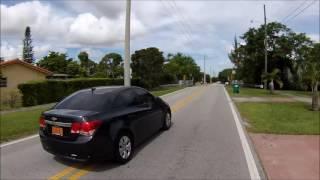 Bike on the road? Must honk!