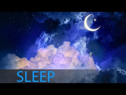 8 Hour Delta Waves Sleep : Relaxing  Calming  Soothing  Soft  ☯1821
