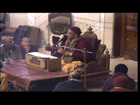Srila Bhaktisiddhanta Sarasvati Thakur Appearance, Lecture by HG Mohan Rupa Prabhu on 5th Feb, 2018.