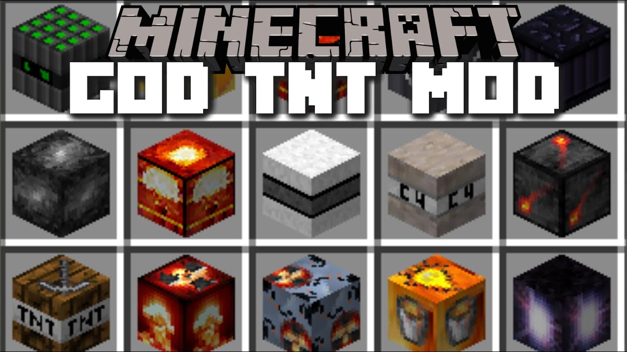 minecraft tnt mod download android
