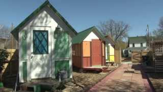 Little Houses  Occupy Madison